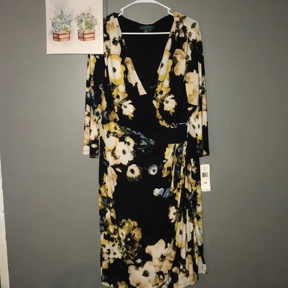 Ralph Lauren Dresses & Skirts - Absolutely beautiful RL dress | 18w 🌸